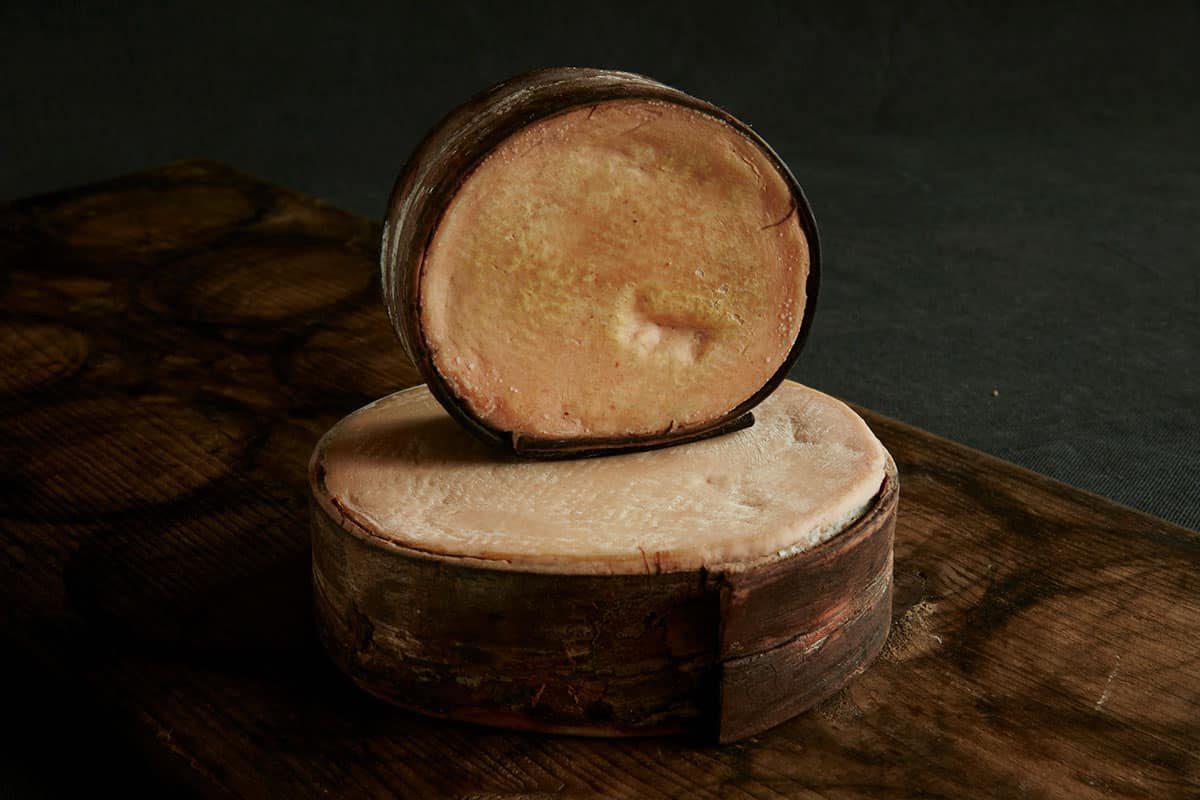 Käse Bergfichte von Willi Schmid, Städtlichäsi Lichtensteig, Toggenburg
