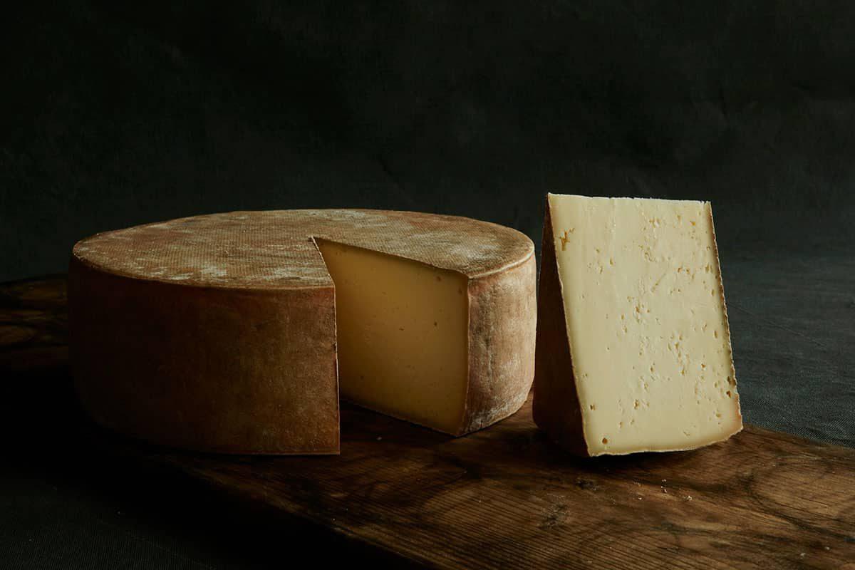 Käse Bergmatter von Willi Schmid, Städtlichäsi Lichtensteig, Toggenburg